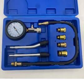 Petrol Engine Cylinder Compression Tester KitsPressure Gauge 0-300PSI