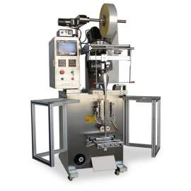 Powder Back Sealed Packaging Machine Vertical Form-Fill-Seal 2 Formers