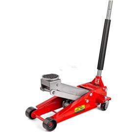 Heavy Duty Fast Lift 3.0 Ton Service Floor Jack With Rapid Pump