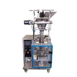Powder Auger Filling Machine Back-Seal Automatic Form-Fill-Seal