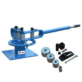 Bench Model Compact Metal Bender with 7 Dies Sturdy and Versatile
