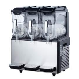 Triple 2.6 Gallon Frozen Beverage Machine Granita / Slush Machines