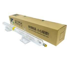 100W GSI Co2 Laser Tube For Laser Engraving And Cutting Machine