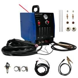 Non-Touch Pilot Arc Plasma Cutting Machine 50Amp 110V/220V CNC Power