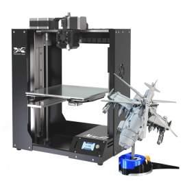 "FDM Industrial 3D Printer 0.02 MM High Precision 8.26"" x 8.26"" x9.45"""