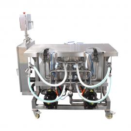 Semi-Automatic KEG Washing Machine Keg Washer 208V 3 phase 60HZ
