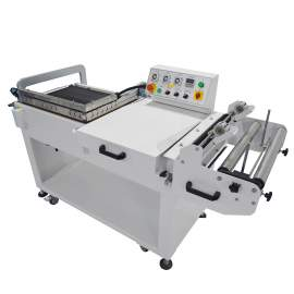 Semi-Automatic L-Bar Sealing Machine L 21''& W 18''