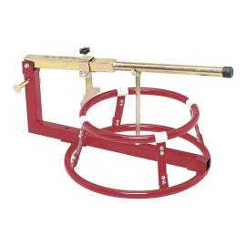 Durable Motorcycle Tire Changing Stand Portable Adjustable