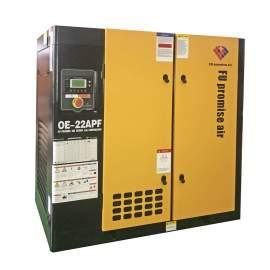 128 CFM 116 PSI Rotary Screw Air Compressor 230V 3-Phase 30HP