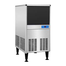 Undercounter Ice Maker Full Size Cube Air Cooled 100 lb. 17 in.