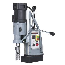 """4"""" Magnetic Drill Press with Swivel Base 110V"""