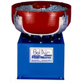 Bel-Air Finishing FM 2010 Vibratory Bowl with Flow Through