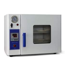 3.2CF Stainless Steel Inner Chamber Vacuum Oven 4-sided Heating 110V