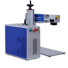 Raycus 20W Split Fiber Laser Engraving Marking Machine EZ CAD FDA