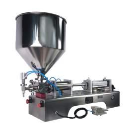 1.7-17 OZ Paste/Liquid Filling Machine For Hand Sanitizer Gel