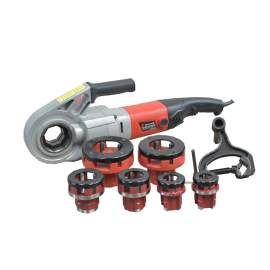 """Electric Pipe Threader 1/2"""" to 2"""" 110V"""