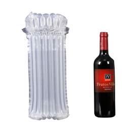 """50 PCS Air Column Bag For  14"""" Height Wine Bottle"""