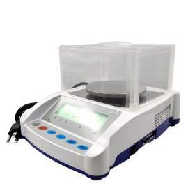 LCD High Precision Laboratory Balance 1.3lb/600g x 0.00002lb/0.01g