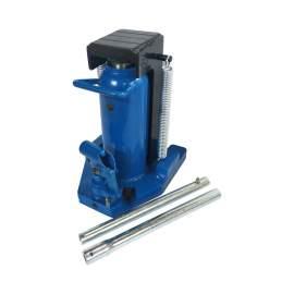Hydraulic Toe Jack 10Ton, 22000Lb. Lifting Capacity