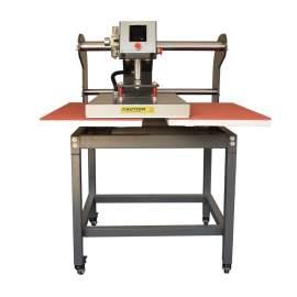"16"" x 24"" Pneumatic Double Station Heat Press Machine Upper Sliding"