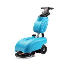 """14"""" Cleaning Path 3 Gal Tank Battery Auto Floor Scrubber 16,145ft/h"""