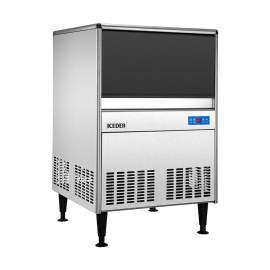 Undercounter Ice Maker Full Size Cube Air Cooled 220 lb. 27 in.