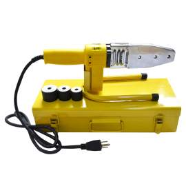 20-32mm Electronic Thermostatic PPR PE PP Tube Pipe Welding Machine