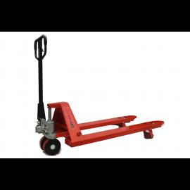 "Standard Manual Pallet Jack 5500 lbs Capacity 48""L x 27""W Fork"