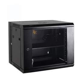19 Inch 6U 23.6x21.7 ln Rack Wall Mounted Server Enclosures