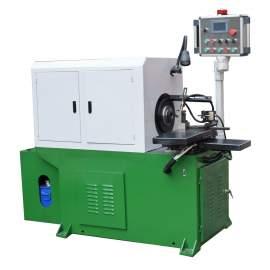 Auto Double Servo CNC Pipe Cutting Machine Repeat Turning Cutter Saws