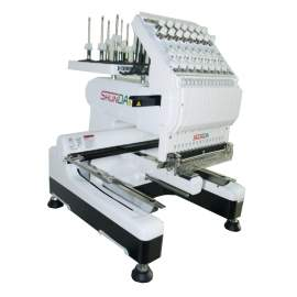 Computerized Embroidery Machine 3D Puff  T shirt Cap Pants Towel Multi Function Embroidery Machine