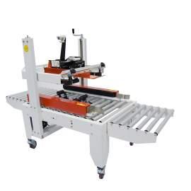 Semi-Automatic Carton Sealer Case Sealing Machine