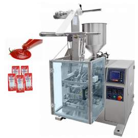 JEV-300L4 Vertical Automatic Packing Machine For Liquid and Paste