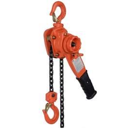 VITALI-INTL Lever Hoist 1650 Lb Load Capacity 10Ft Hoist Lift
