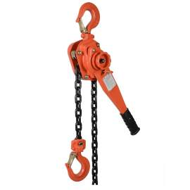 VITALI-INTL Lever Hoist 6600 Lb Load Capacity 5Ft Hoist Lift