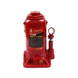 16 Ton Car Hydraulic Bottle Jack with Safety Valve