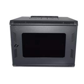 """6U 24""""x 24""""Swing Out Wall Mounted Server Network Enclosure Rack"""