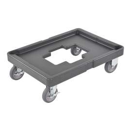 NSF Approved Food Carrier Dolly Of Ultra Pan Carrier