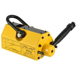 Permanent Magnetic Lifter 600 kg 1320 lbs Capacity Lifting Magnet