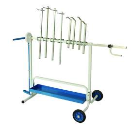 Super Stand Universal Rotating Parts Work Stand