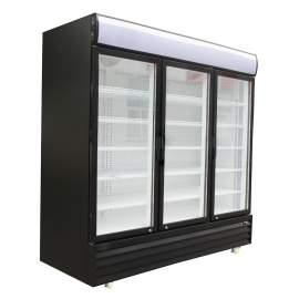 """GTC-75 78.1"""" Triple Swing Door Merchandiser Refrigerator 69 cu.ft. /1954 Liter"""