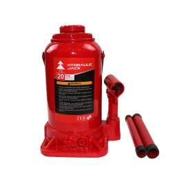 20 Ton Aluminum Hydraulic Bottle Jack with Safety Valve