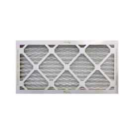 """10"""" x 20"""" x 1"""" MERV8 Pleated Air Filters Qty 12"""