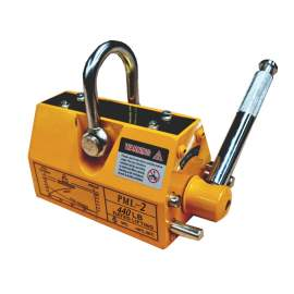 Permanent Magnetic Lifter 440 LB 3 Times Safety Factor