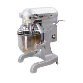 10QT. Heavy Duty Commercial Planetary Floor Mixer With Guard And Timer