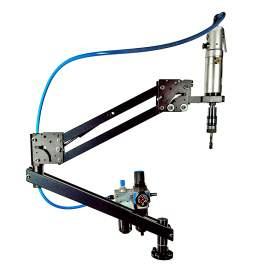 Pneumatic V/H Tapping Machine Model SL901U-280 Made In Taiwan