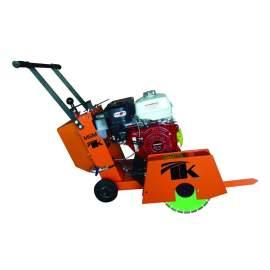 "TK Equipment 12""-14"" Mini Walk Behind Concrete & Asphalt Saw w/ 8 HP Honda Engine MSM-GH8"