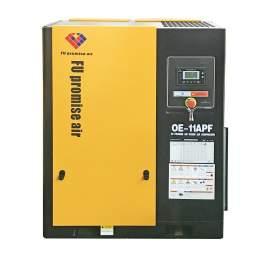 65 CFM 116 PSI Rotary Screw Air Compressor 230V 3-Phase 15HP