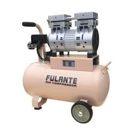 FLT Oil-free Portable Air Compressor 120 PSI 1 HP 3.2 CFM 7 Gallon