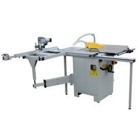 "10"" Professional Sliding Table Saw 3 HP 220V"